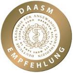 Συστήνεται από τη Γερμανική Αθλητιατρική Ακαδημία