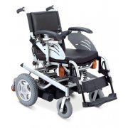 Αμαξίδιο αναπηρικό ηλεκτροκίνητο. Ευκολία στη χρήση, αυτονομία & τέλεια οδηγική συμπεριφορά σε κάθε περιβάλλον.