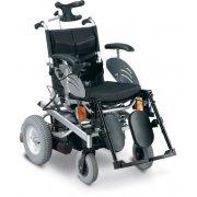 Αμαξίδιο αναπηρικό ηλεκτροκίνητο με προσκέφαλο στήριξης. Ευκολία στη χρήση, πλήρης αυτονομία και τέλεια οδηγική συμπεριφορά σε κάθε περιβάλλον.