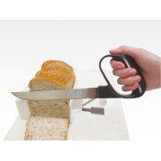 Εργονομικό Μαχαίρι Κουζίνας με Οδοντωτή Λάμα