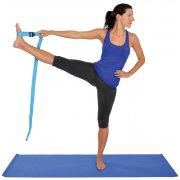 Το πλήρες σετ yoga, περιλαμβάνει 1 στρώμα PVC, 2 τουβλάκια αφρολέξ και 1 ιμάντα yoga με ασφάλεια.