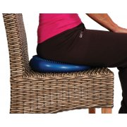 Το μαξιλάρι με αέρα Mambo Max Standard Cushion, χρησιμοποιείται για ασκήσεις φυσικοθεραπείας, ισορροπίας και συντονισμού, βελτιώνοντας τη στάση του σώματος.