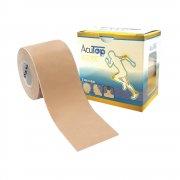Tape Κινησιοθεραπείας Acu Top Silk (Ρολό 5cm x 5m)