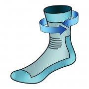 Ιατρική Κάλτσα Για Διαβητικούς Diavital Regenactiv-Classic HF-5033