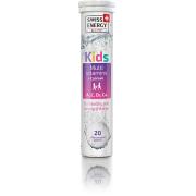 Πολυβιταμίνη Παιδική Multivitamins+Calcium Kids Swiss Energy